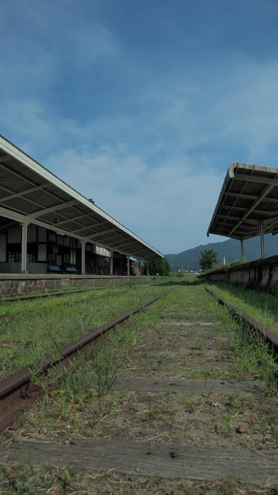 旧国鉄大社駅 Ⅱ_a0287533_10082160.jpg