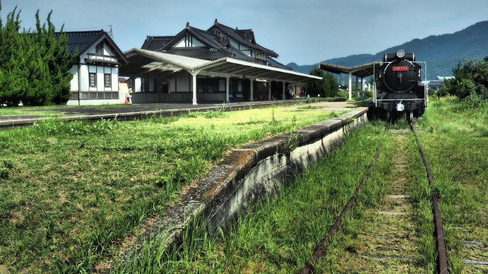 旧国鉄大社駅 Ⅱ_a0287533_10082246.jpg