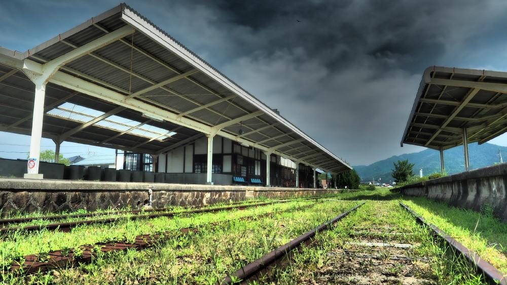 旧国鉄大社駅 Ⅱ_a0287533_10082293.jpg