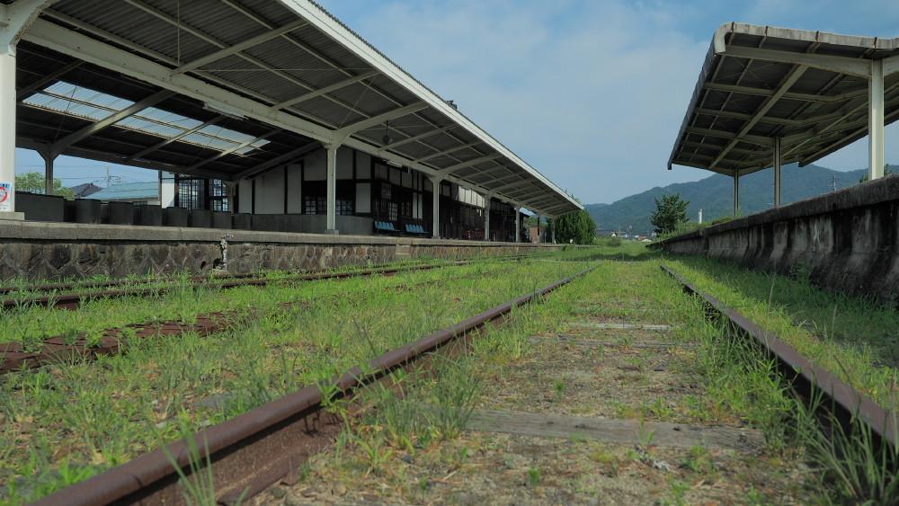 旧国鉄大社駅 Ⅱ_a0287533_10082295.jpg