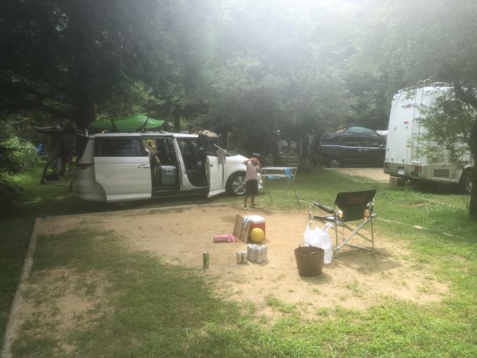 10年連続★白の平オートキャンプ(2日目)_c0113733_10255020.jpg