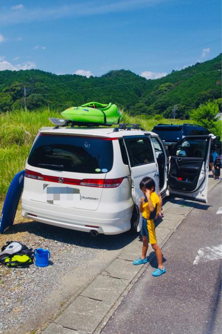 40泊目のキャンプイン海山(1日目)_c0113733_10423427.jpg