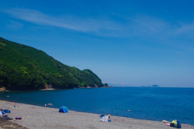 40泊目のキャンプイン海山(1日目)_c0113733_10435034.jpg