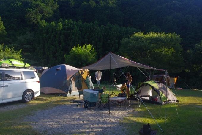 40泊目のキャンプイン海山(1日目)_c0113733_10560333.jpeg