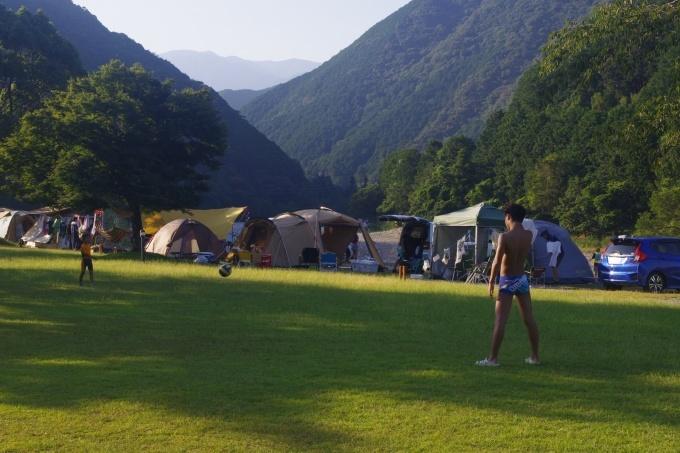 40泊目のキャンプイン海山(1日目)_c0113733_10562096.jpeg