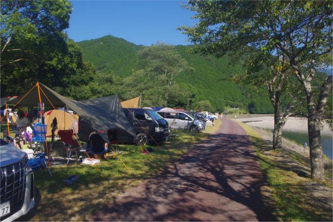 40泊目のキャンプinn海山(2日目)_c0113733_11014710.jpg