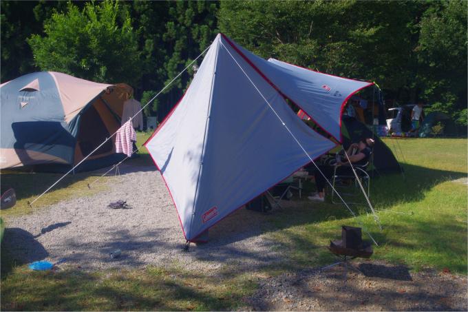 40泊目のキャンプinn海山(2日目)_c0113733_11014818.jpg