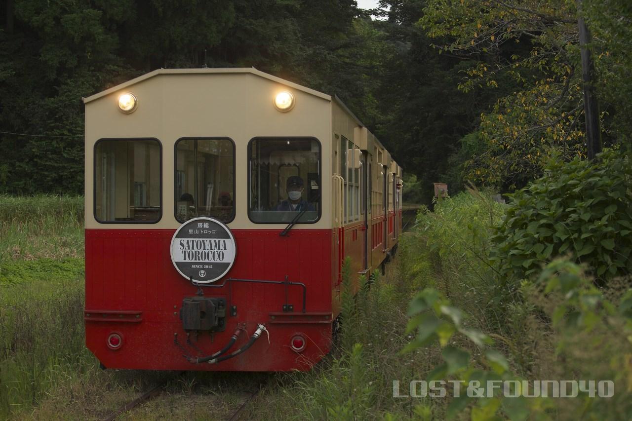 里山列車_a0132635_22564720.jpg