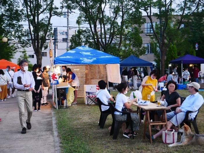 8月のポぽロハス・マーケット 本町公園エリア  2020-08-27 00:00_b0093754_23072403.jpg