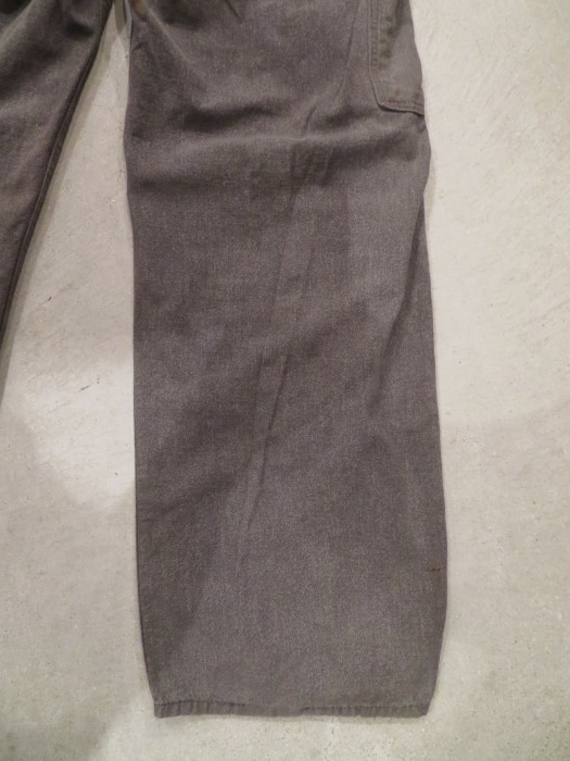 40\'s 50\'s Black Chambray ALL IN ONE_e0187362_12380344.jpg
