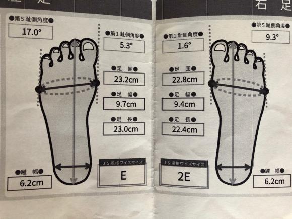 大丸百貨店で、自分サイズの靴をオーダーメイドしようと。。_d0339676_13294358.jpg