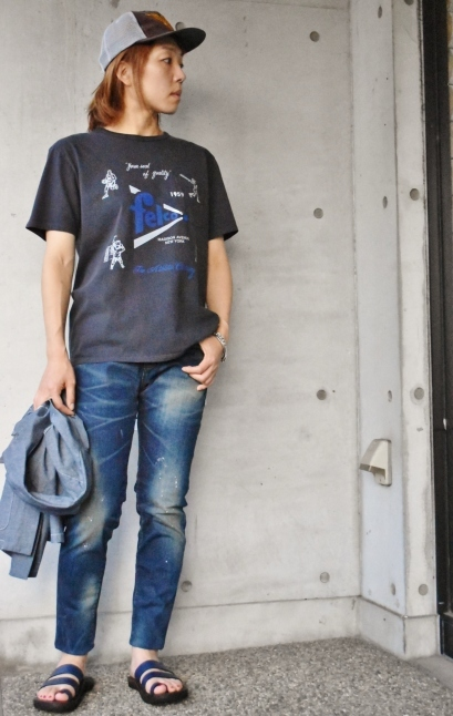 Felco TEE (MADE IN USA)  CLEARLACE SALE!!_d0152280_12222512.jpg