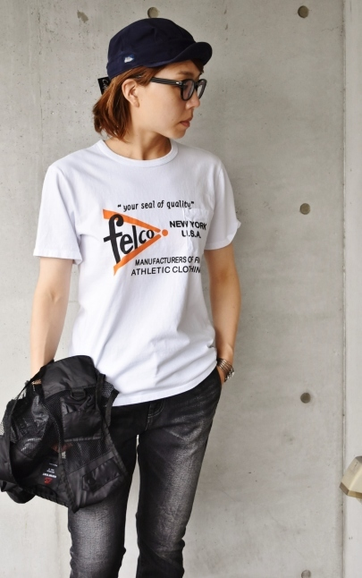 Felco TEE (MADE IN USA)  CLEARLACE SALE!!_d0152280_12283579.jpg