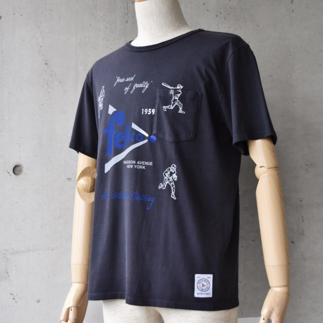 Felco TEE (MADE IN USA)  CLEARLACE SALE!!_d0152280_15433877.jpg
