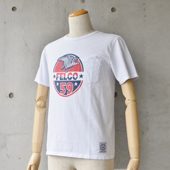 Felco TEE (MADE IN USA)  CLEARLACE SALE!!_d0152280_15445783.jpg