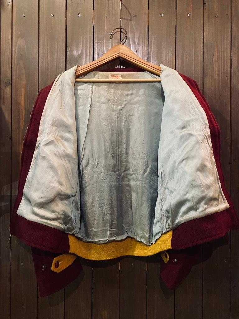 マグネッツ神戸店 8/26(水)秋Vintage入荷! #2 Vintage Varsity Jacket Part1!!!_c0078587_13193499.jpg