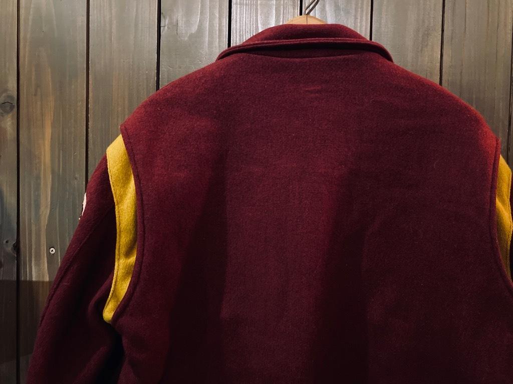 マグネッツ神戸店 8/26(水)秋Vintage入荷! #2 Vintage Varsity Jacket Part1!!!_c0078587_13213244.jpg