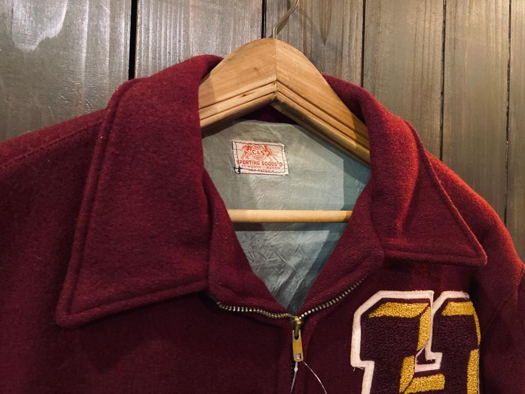 マグネッツ神戸店 8/26(水)秋Vintage入荷! #2 Vintage Varsity Jacket Part1!!!_c0078587_13213251.jpg