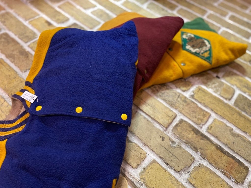 マグネッツ神戸店 8/26(水)秋Vintage入荷! #2 Vintage Varsity Jacket Part1!!!_c0078587_13405546.jpg