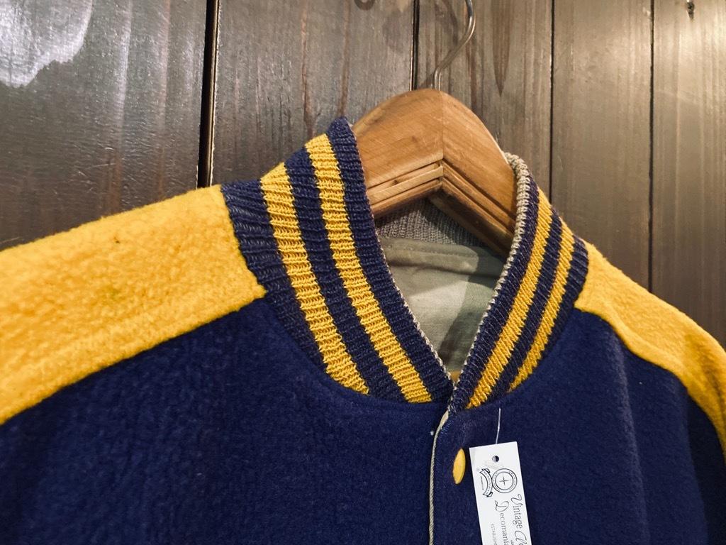 マグネッツ神戸店 8/26(水)秋Vintage入荷! #2 Vintage Varsity Jacket Part1!!!_c0078587_13413807.jpg