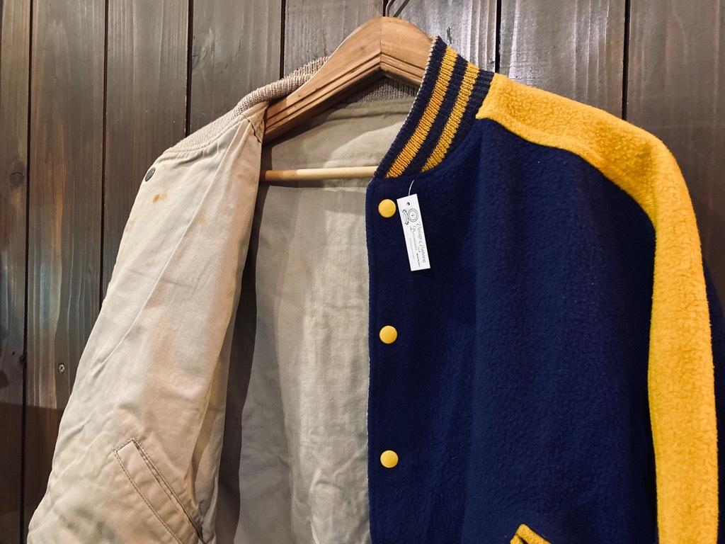 マグネッツ神戸店 8/26(水)秋Vintage入荷! #2 Vintage Varsity Jacket Part1!!!_c0078587_13413940.jpg