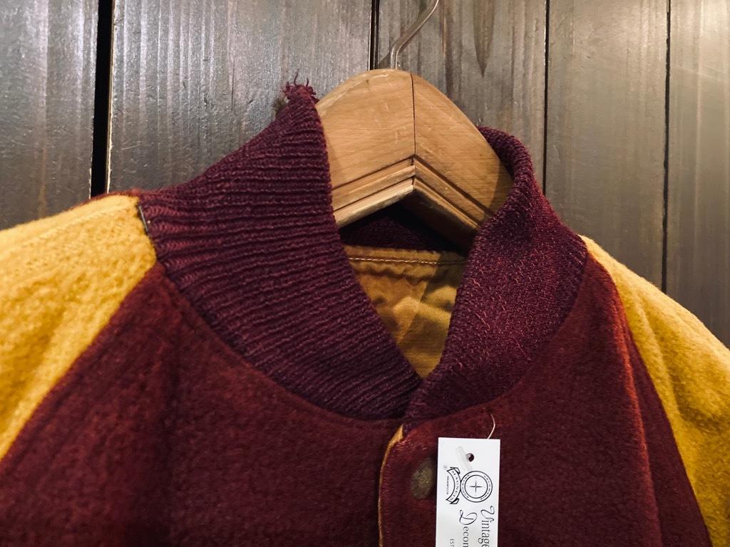 マグネッツ神戸店 8/26(水)秋Vintage入荷! #2 Vintage Varsity Jacket Part1!!!_c0078587_13433826.jpg