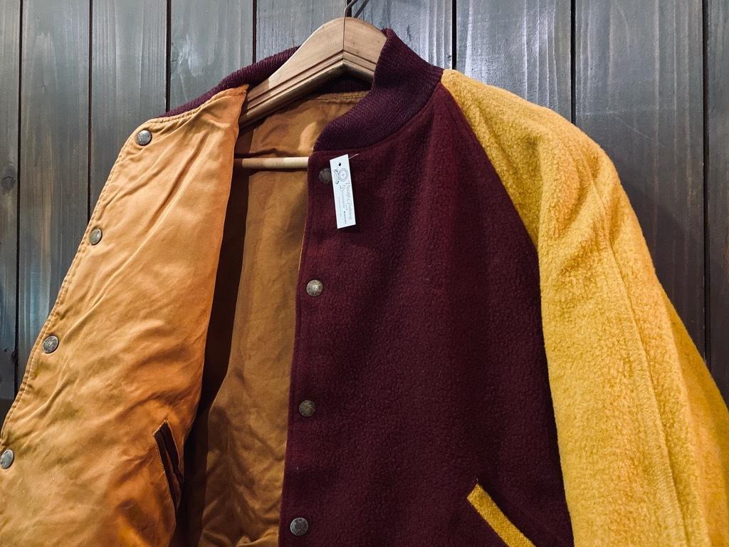 マグネッツ神戸店 8/26(水)秋Vintage入荷! #2 Vintage Varsity Jacket Part1!!!_c0078587_13433909.jpg