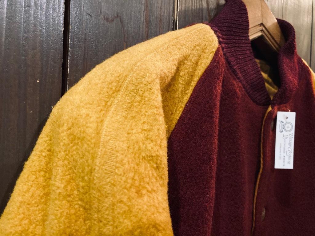 マグネッツ神戸店 8/26(水)秋Vintage入荷! #2 Vintage Varsity Jacket Part1!!!_c0078587_13433967.jpg