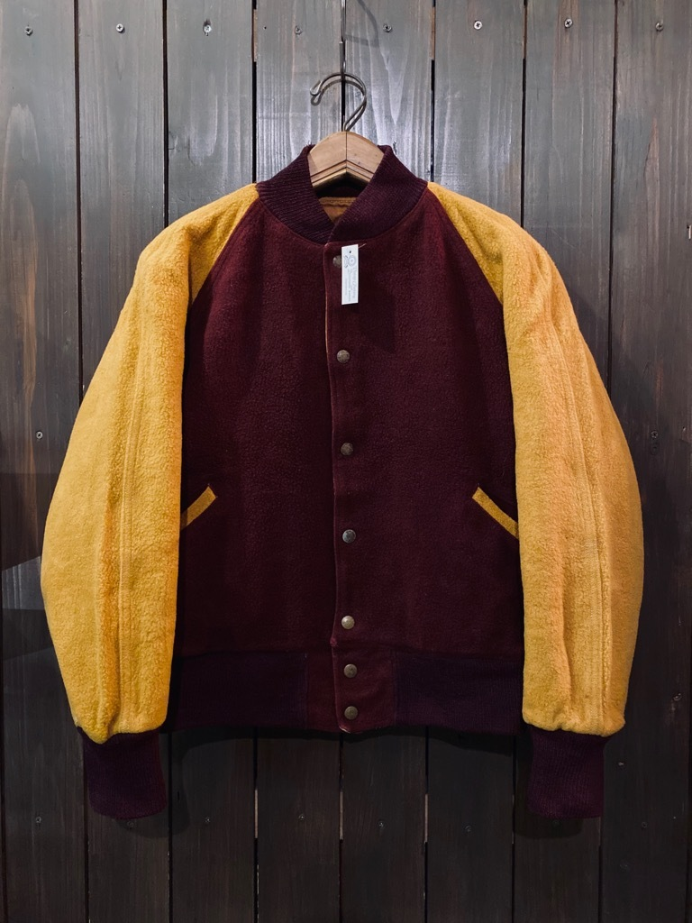 マグネッツ神戸店 8/26(水)秋Vintage入荷! #2 Vintage Varsity Jacket Part1!!!_c0078587_13434001.jpg