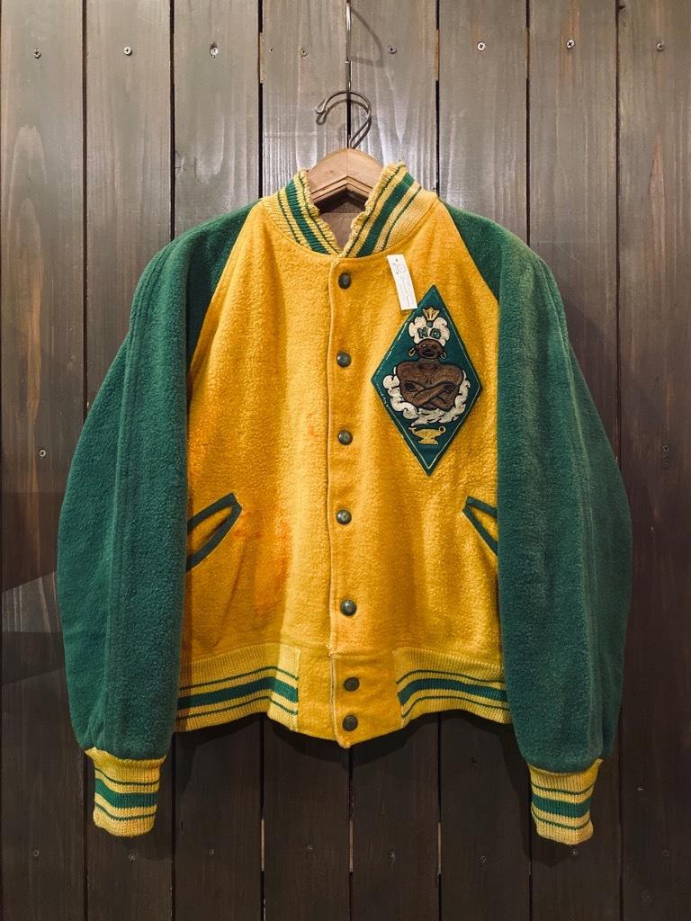 マグネッツ神戸店 8/26(水)秋Vintage入荷! #2 Vintage Varsity Jacket Part1!!!_c0078587_13490204.jpg
