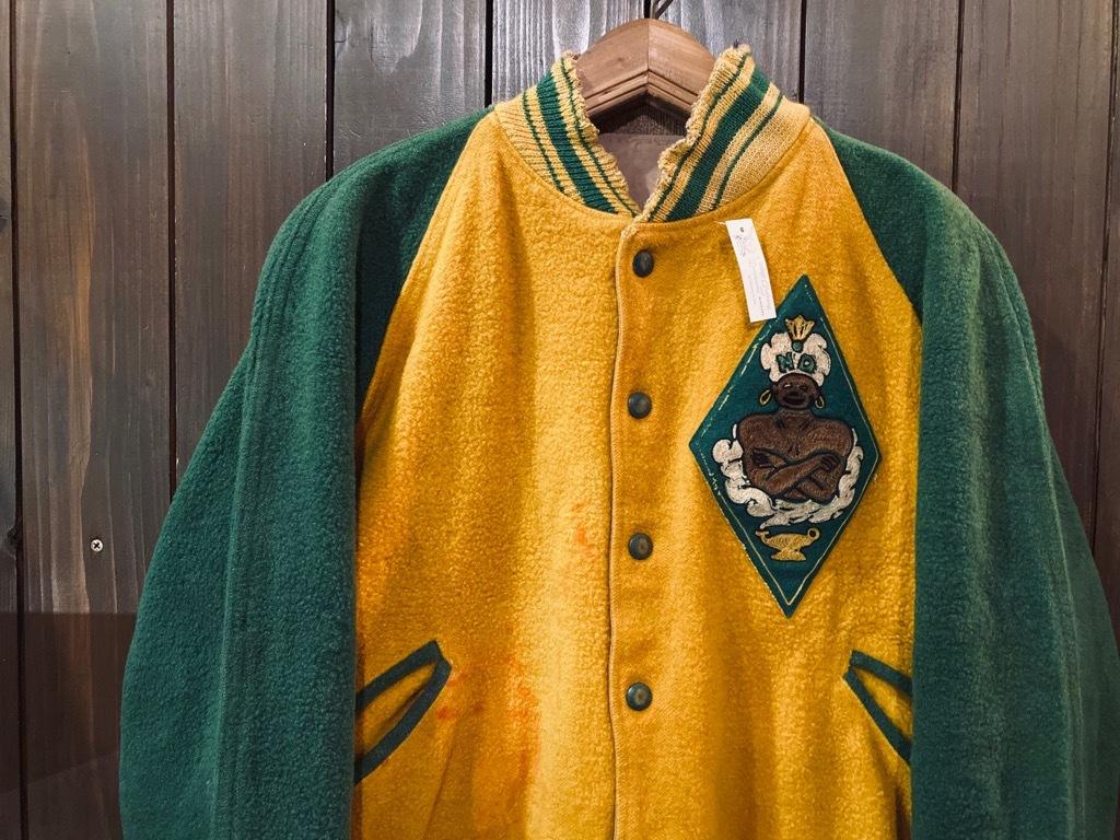 マグネッツ神戸店 8/26(水)秋Vintage入荷! #2 Vintage Varsity Jacket Part1!!!_c0078587_13490232.jpg