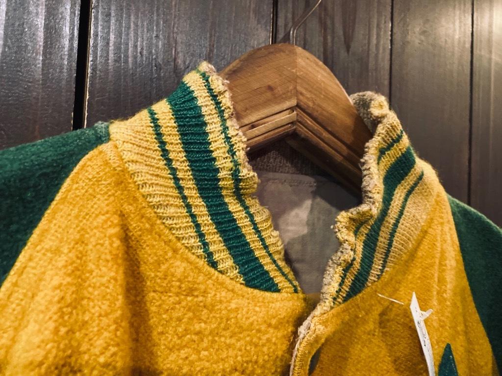 マグネッツ神戸店 8/26(水)秋Vintage入荷! #2 Vintage Varsity Jacket Part1!!!_c0078587_13490357.jpg