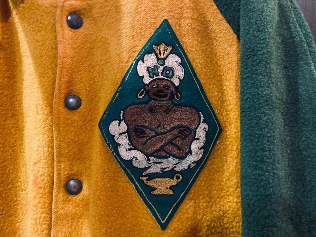マグネッツ神戸店 8/26(水)秋Vintage入荷! #2 Vintage Varsity Jacket Part1!!!_c0078587_13490369.jpg