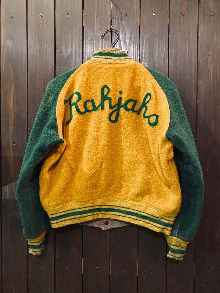 マグネッツ神戸店 8/26(水)秋Vintage入荷! #2 Vintage Varsity Jacket Part1!!!_c0078587_13490400.jpg