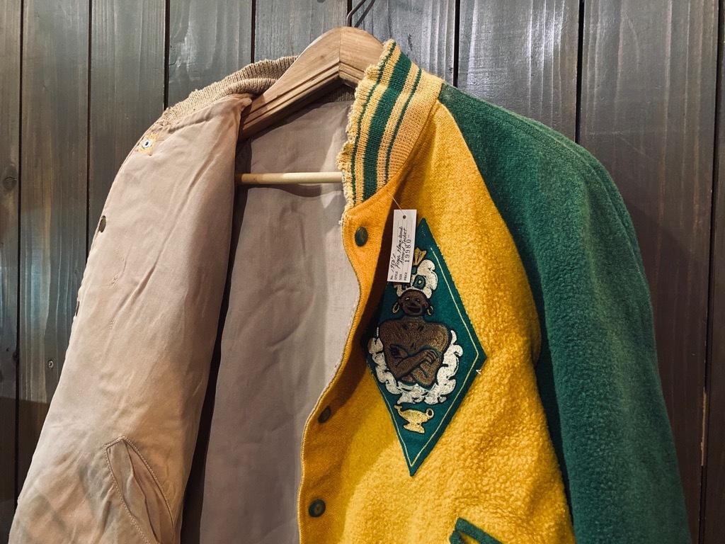 マグネッツ神戸店 8/26(水)秋Vintage入荷! #2 Vintage Varsity Jacket Part1!!!_c0078587_13500502.jpg
