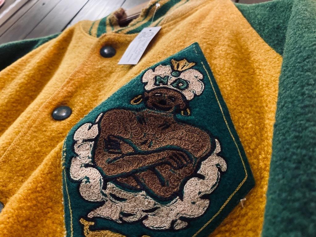 マグネッツ神戸店 8/26(水)秋Vintage入荷! #2 Vintage Varsity Jacket Part1!!!_c0078587_13500516.jpg