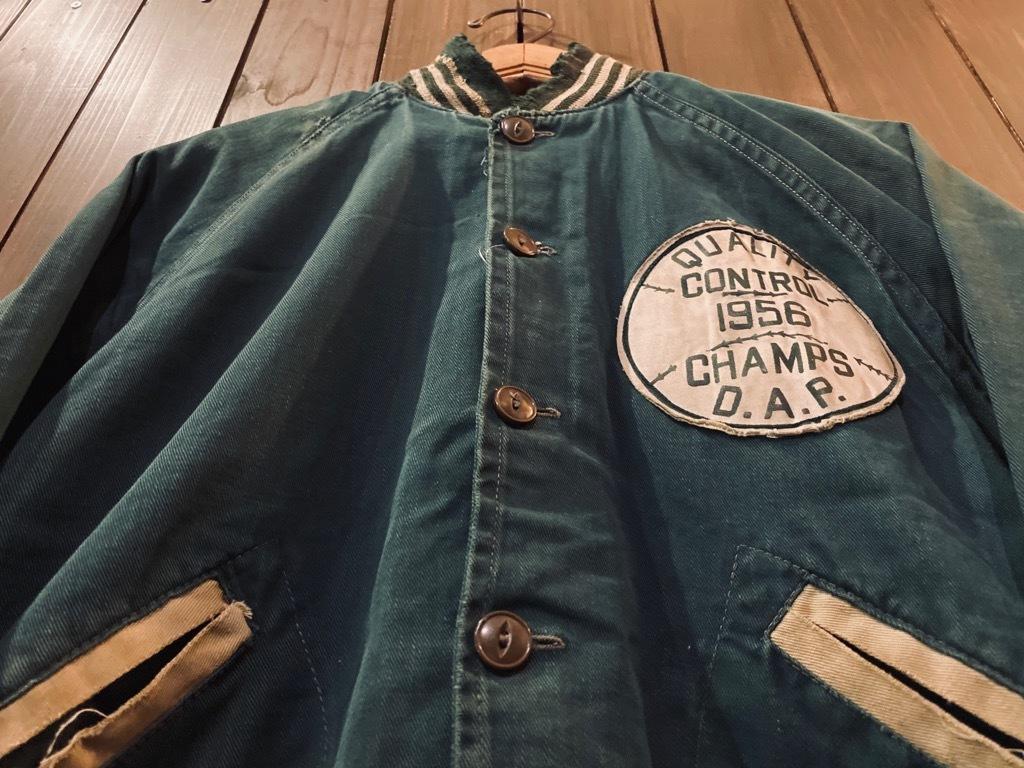 マグネッツ神戸店 8/26(水)秋Vintage入荷! #2 Vintage Varsity Jacket Part1!!!_c0078587_13513610.jpg