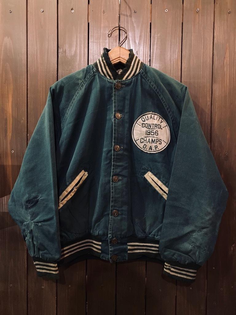 マグネッツ神戸店 8/26(水)秋Vintage入荷! #2 Vintage Varsity Jacket Part1!!!_c0078587_13513877.jpg
