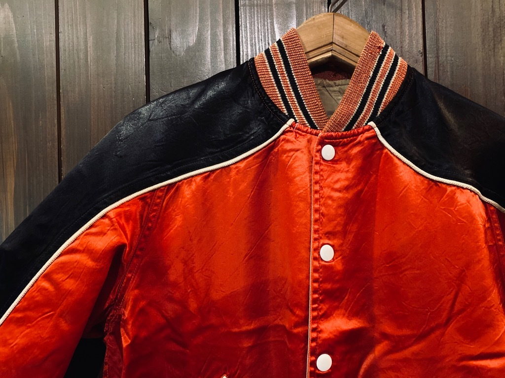マグネッツ神戸店 8/26(水)秋Vintage入荷! #2 Vintage Varsity Jacket Part1!!!_c0078587_13563403.jpg