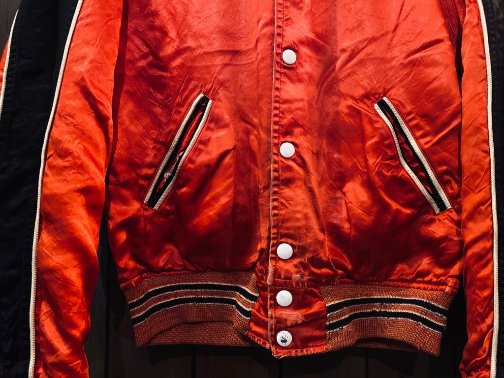 マグネッツ神戸店 8/26(水)秋Vintage入荷! #2 Vintage Varsity Jacket Part1!!!_c0078587_13563513.jpg
