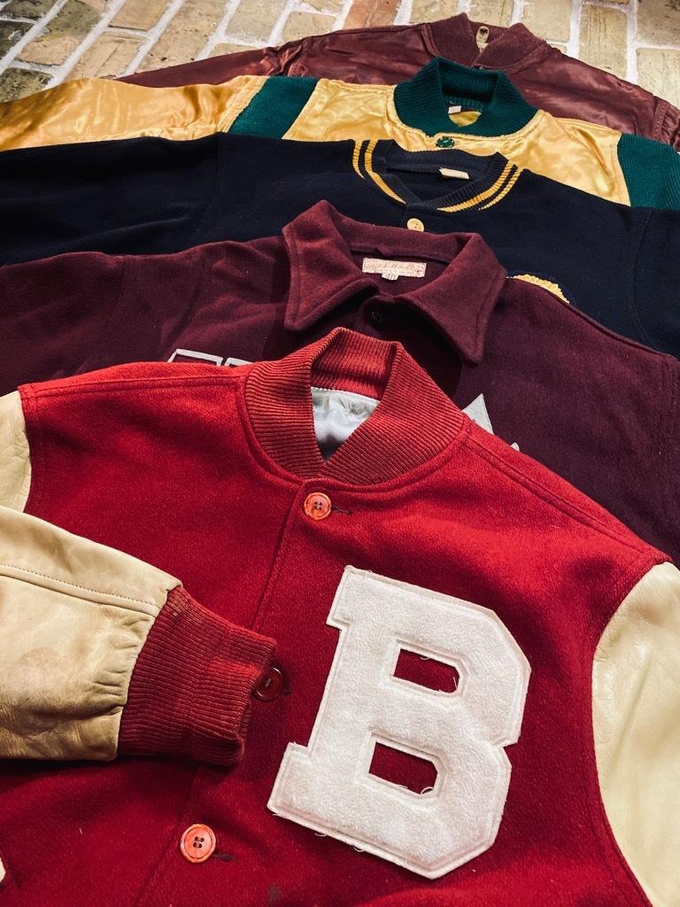 マグネッツ神戸店 8/26(水)秋Vintage入荷! #3 Vintage Varsity Jacket Part2!!!_c0078587_14332759.jpg