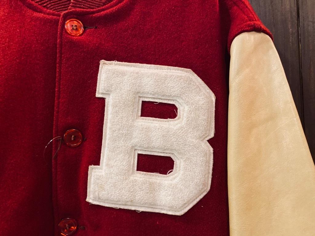 マグネッツ神戸店 8/26(水)秋Vintage入荷! #3 Vintage Varsity Jacket Part2!!!_c0078587_14341316.jpg