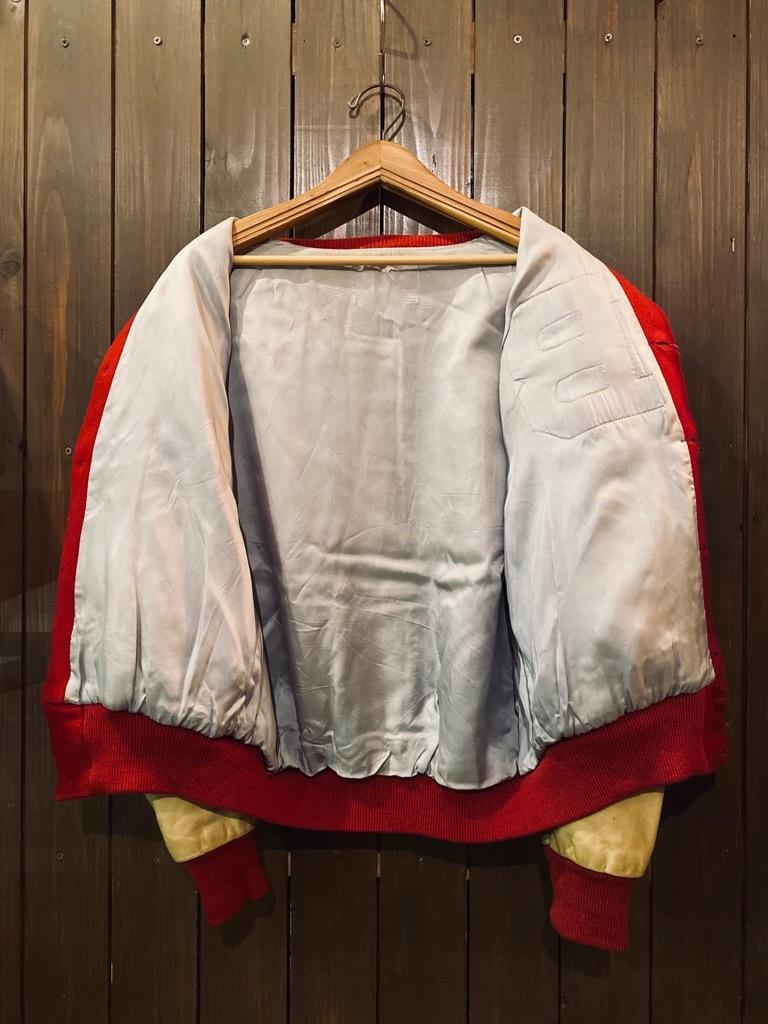 マグネッツ神戸店 8/26(水)秋Vintage入荷! #3 Vintage Varsity Jacket Part2!!!_c0078587_14341434.jpg
