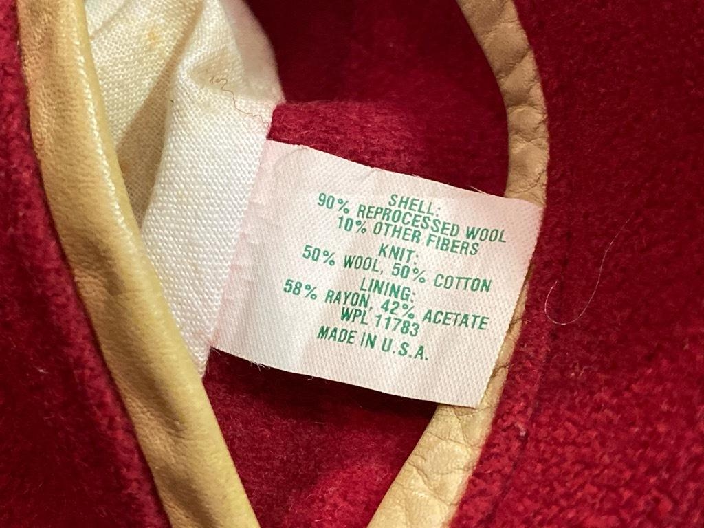 マグネッツ神戸店 8/26(水)秋Vintage入荷! #3 Vintage Varsity Jacket Part2!!!_c0078587_14364962.jpg