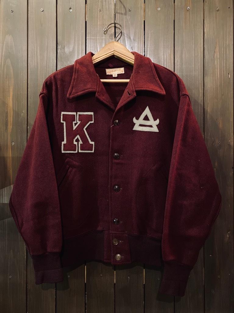 マグネッツ神戸店 8/26(水)秋Vintage入荷! #3 Vintage Varsity Jacket Part2!!!_c0078587_14371927.jpg