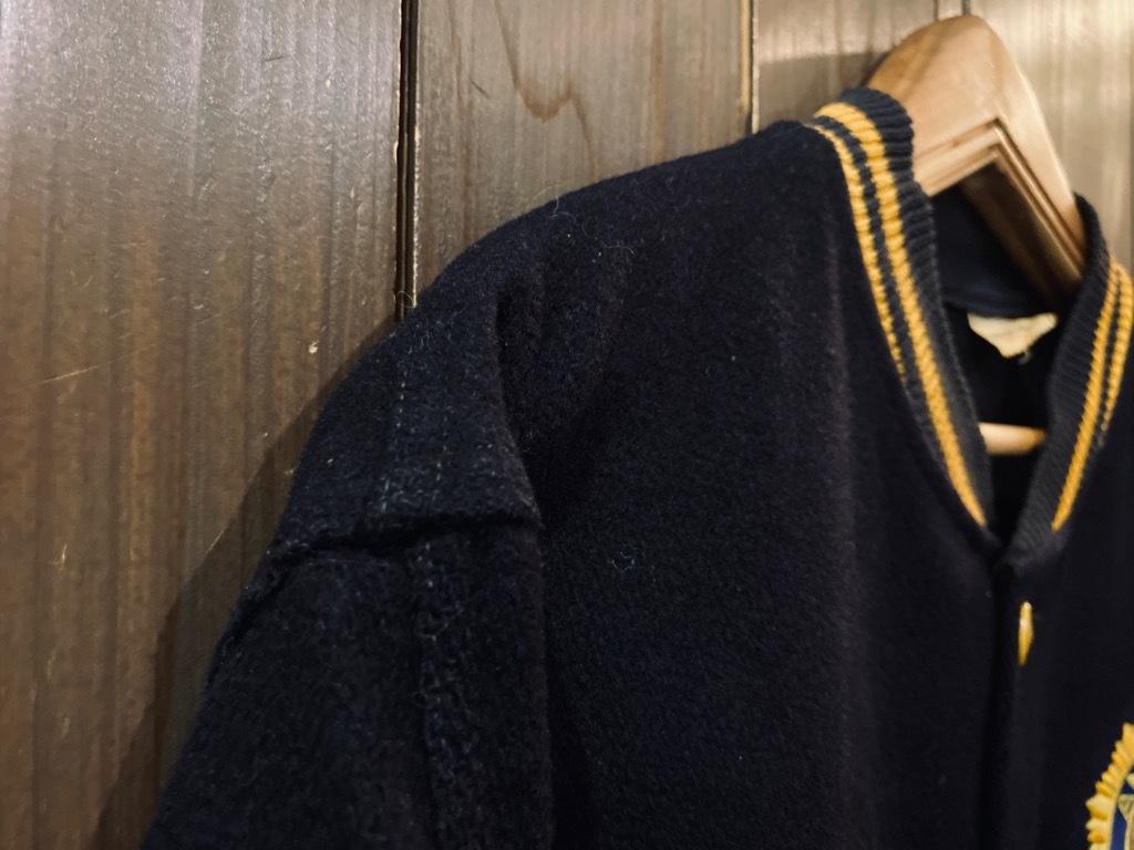 マグネッツ神戸店 8/26(水)秋Vintage入荷! #3 Vintage Varsity Jacket Part2!!!_c0078587_14413584.jpg