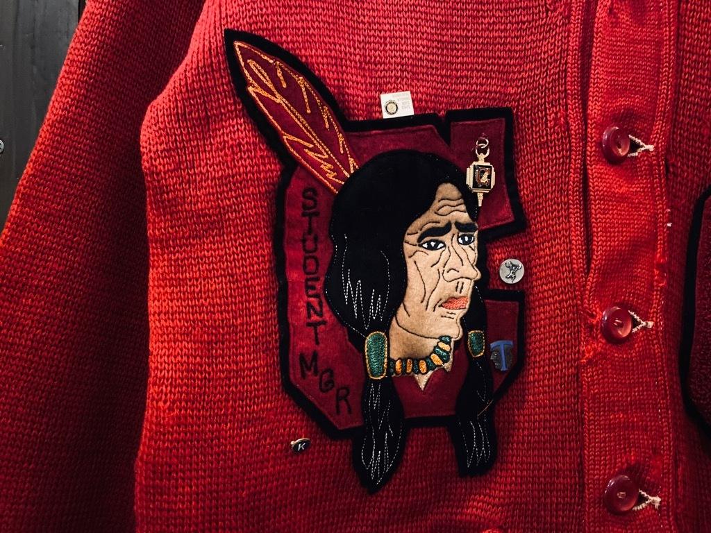 マグネッツ神戸店 8/26(水)秋Vintage入荷! #3 Vintage Varsity Jacket Part2!!!_c0078587_14481635.jpg