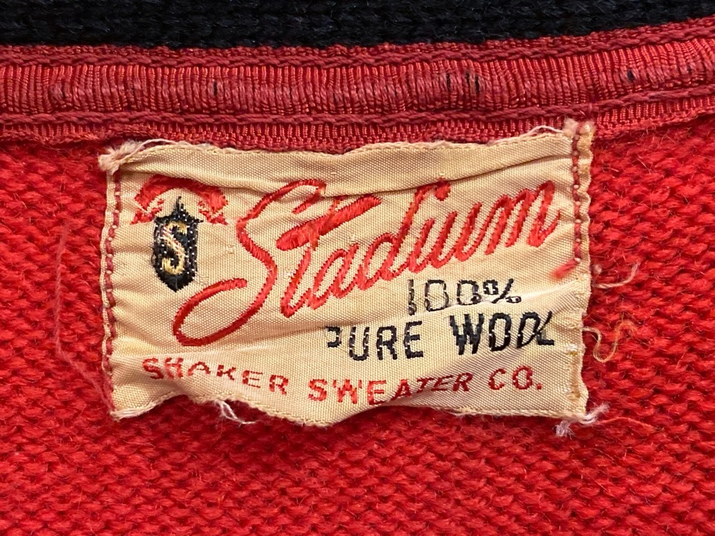 マグネッツ神戸店 8/26(水)秋Vintage入荷! #3 Vintage Varsity Jacket Part2!!!_c0078587_14495698.jpg