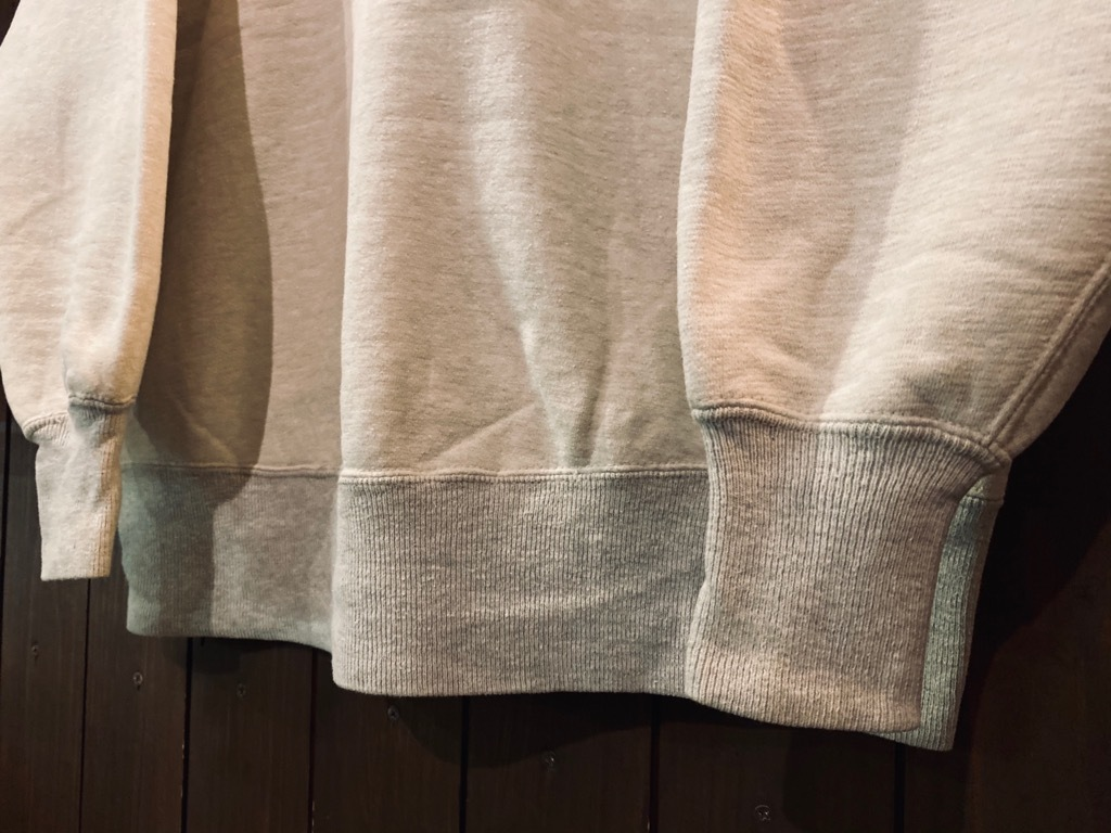 マグネッツ神戸店 8/26(水)秋Vintage入荷! #4  Vintage Sweat Shirt !!!_c0078587_16022225.jpg