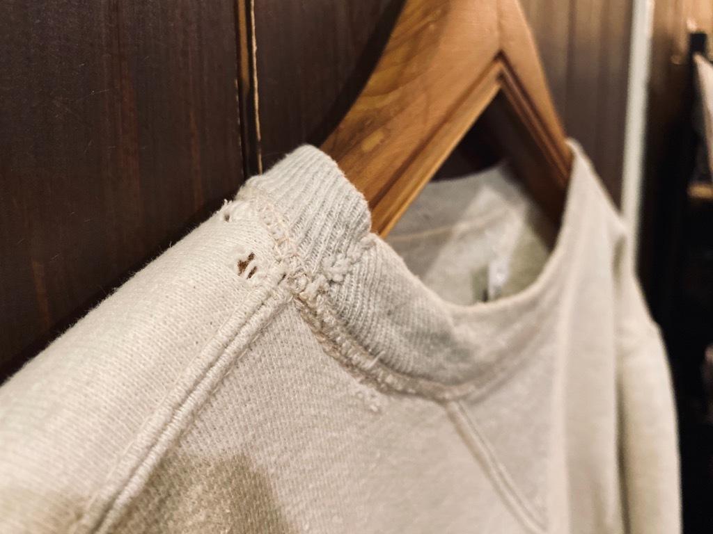 マグネッツ神戸店 8/26(水)秋Vintage入荷! #4  Vintage Sweat Shirt !!!_c0078587_16022292.jpg